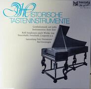 Rolf Junghanns - Historische Tasteninstrumente - Cembalomusik Auf Sechs Instrumenten Der Zeit. Sammlung Fritz Neumey