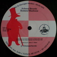 Romeo Madness - Nothing Can Come Bewteen Us