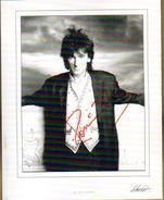 Ron Wood - Ron Wood signed picture