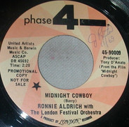 Ronnie Aldrich With The London Festival Orchestra - Midnight Cowboy / Theme From ' In The Dark'