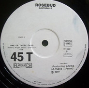 Rosebud - Have A Cigar / One Of These Days