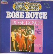 Rose Royce - Is It Love You're After