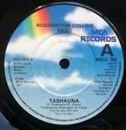 Rossington Collins Band - Tashauna / Gonna Miss It When It's Gone