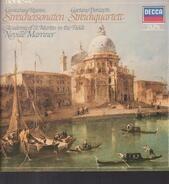 Rossini, Donizetti - Streichersonaten, Streicherquartett, Marriner