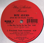 Roy Ayers - From The CD Double Trouble