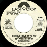 Roy Ayers Ubiquity - Domelo (Give It To Me)