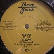 Roy C - 634-5789