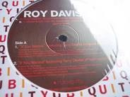 Roy Davis Jr. - If You Wanna / I Know What You're Thinking