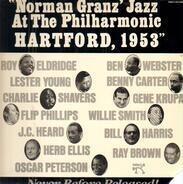 Roy Eldridge, Ben Webster... - Jazz At The Philharmonic Hartford 1953