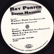 Roy Porter Sound Machine - Roy Porter Sound Machine