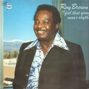 Roy Brown - I Feel That Young Man's Rhythm