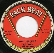Roy Head And The Traits - treat her right / so long, my love