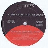 Ruben Blades Y Seis Del Solar - Move On (Muévete)
