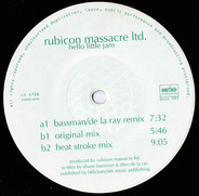 Rubicon Massacre Ltd. - Hello Little Jam