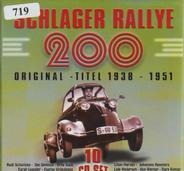 Rudi Schuricke / Die Diminos / Erna Sack a.o. - Schlager Rallye 200