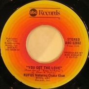 Rufus & Chaka Khan - You Got The Love