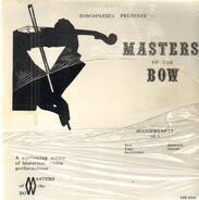 Ruggiero Ricci - Discopeadia Presents Masters Of The Bow Vol. 1