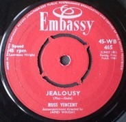 Russ Vincent - Jealousy / Hats Of To Larry