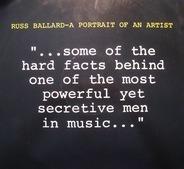 Russ Ballard - Russ Ballard - A Portrait Of An Artist