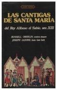 Russell Oberlin / Joseph Iadone - Las Cantigas De Santa María Del Rey Alfonso El Sabio, Sec. XIII