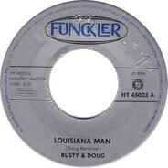 Rusty & Doug Kershaw - Louisiana Man / Make Me Realize