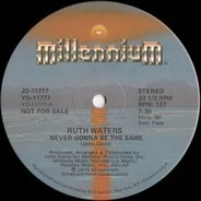 Ruth Waters - Never gonna be the same