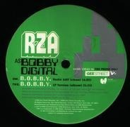 RZA as Bobby Digital - B.O.B.B.Y. / Holocaust