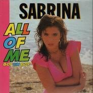 Sabrina - All Of Me (Boy Oh Boy)