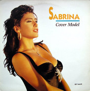 Sabrina - Cover Model