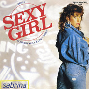 Sabrina - Sexy Girl (Remix)