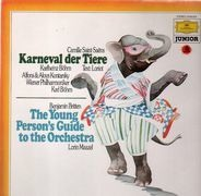 Saint-Saens, Britten, Loriot - Karneval der Tiere/The Young Person's Guide