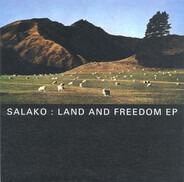 Salako - Land And Freedom EP