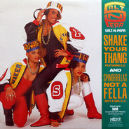 Salt 'N' Pepa - Shake Your Thang / Spinderella's Not A Fella (But A Girl DJ)