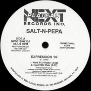 Salt 'N' Pepa - Expression '92 / Do You Want Me '92
