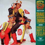 Salt 'N' Pepa - Shake Your Thang / Spinderella's Not A Fella (But A Girl DJ)