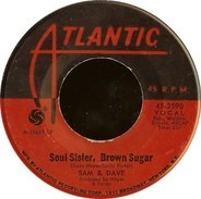 Sam & Dave - Soul Sister, Brown Sugar