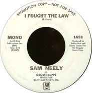 Sam Neely - I Fought The Law / Guitar Man