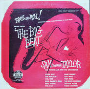 Sam Taylor And His Orchestra - Music With The Big Beat