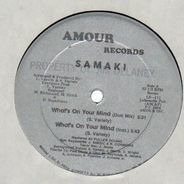 Samaki - What's On Your Mind