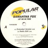 Samantha Fox - Let Me Be Free