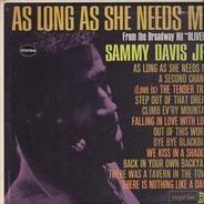 Sammy Davis Jr. - As Long as She Needs Me