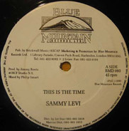 Sammy Levi - This Is The Time