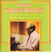 Sammy Price And His Orchestra - Spécial Boogie Woogie