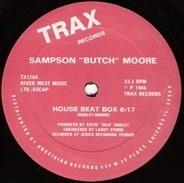 Sampson 'Butch' Moore - House Beat Box