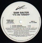 Sam Salter - It's on Tonight