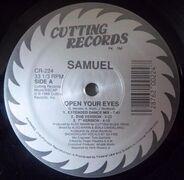 Samuel, Samuel Morales - Open Your Eyes / Don't Set Me Free
