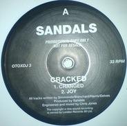 Sandals - Cracked