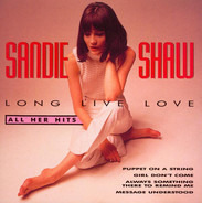 Sandie Shaw - Long Live Love - All Her Hits