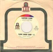 Sanford Clark - Farm Labor Camp #2 / Love Me Till Then