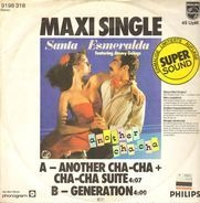 Santa Esmeralda - Another Cha-Cha + Cha Cha Suite / Generation